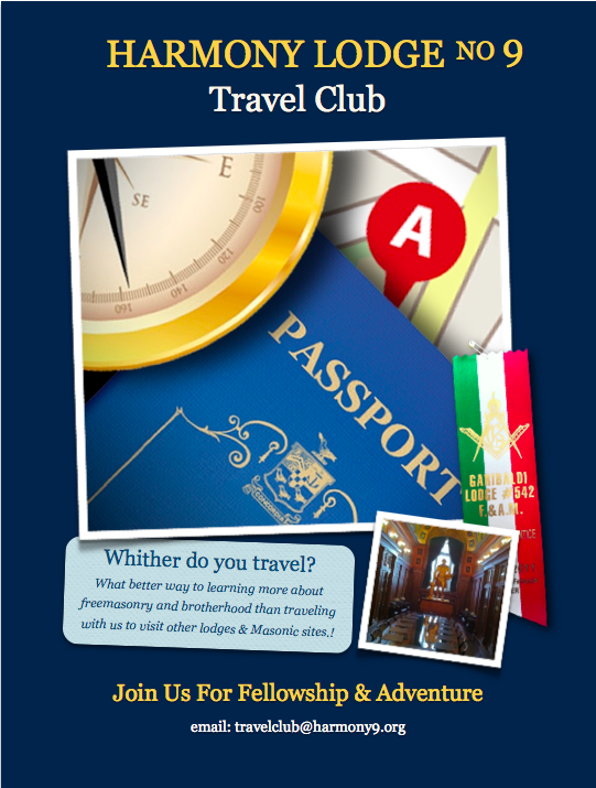 Harmony's Travel Club