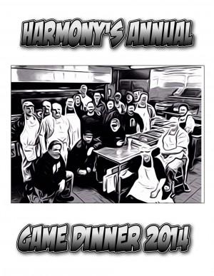 Game Dinner1