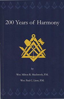 200 Years of Harmony PortNetGraph