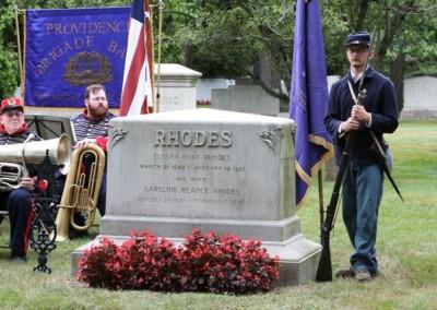 Elisha Hunt Rhodes Memorial - 012