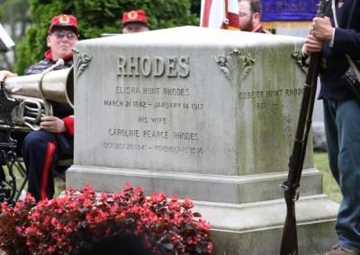 Elisha Hunt Rhodes Memorial - 019