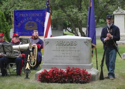 Elisha Hunt Rhodes Memorial - 024