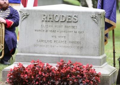 Elisha Hunt Rhodes Memorial - 027