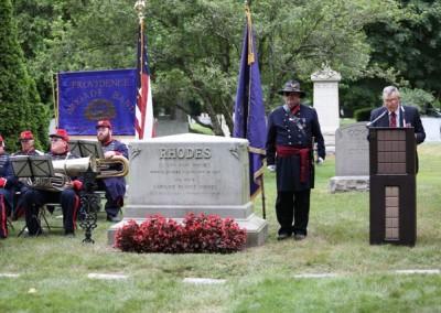 Elisha Hunt Rhodes Memorial - 050