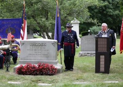 Elisha Hunt Rhodes Memorial - 055