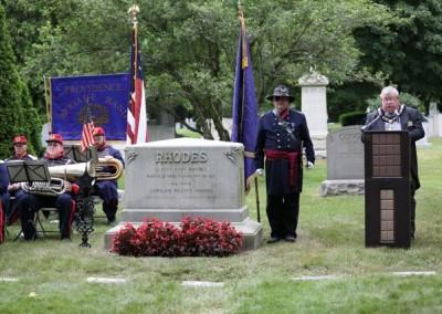 Elisha Hunt Rhodes Memorial - 058
