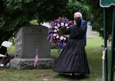 Elisha Hunt Rhodes Memorial - 062