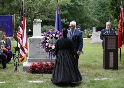 Elisha Hunt Rhodes Memorial - 064