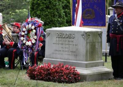 Elisha Hunt Rhodes Memorial - 066