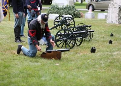 Elisha Hunt Rhodes Memorial - 072