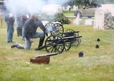 Elisha Hunt Rhodes Memorial - 077