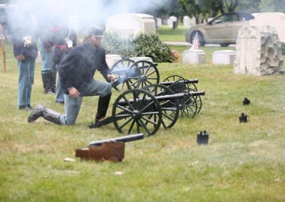 Elisha Hunt Rhodes Memorial - 078