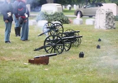 Elisha Hunt Rhodes Memorial - 080