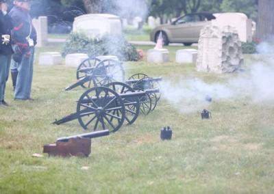 Elisha Hunt Rhodes Memorial - 082