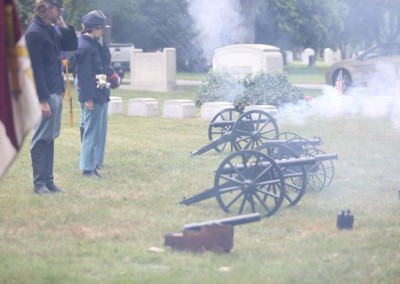 Elisha Hunt Rhodes Memorial - 085