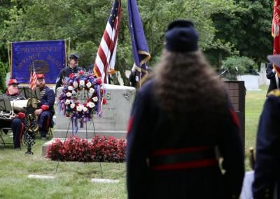 Elisha Hunt Rhodes Memorial - 092