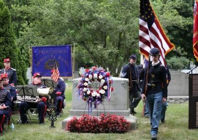 Elisha Hunt Rhodes Memorial - 093