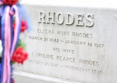 Elisha Hunt Rhodes Memorial - 100
