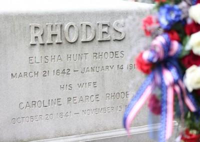 Elisha Hunt Rhodes Memorial - 101