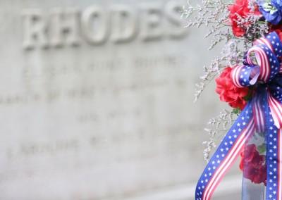 Elisha Hunt Rhodes Memorial - 102