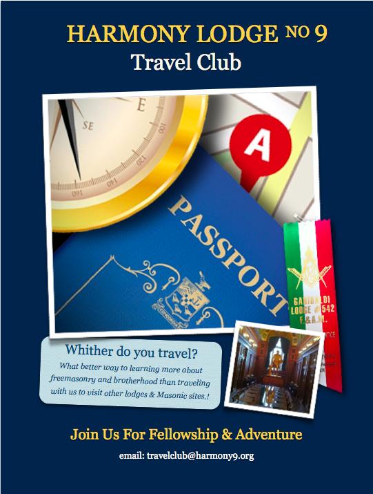 Harmony's Travel Club