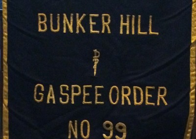 Sword of Bunker Hill - 001