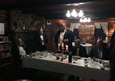 Masonic Feast 2017 - 18