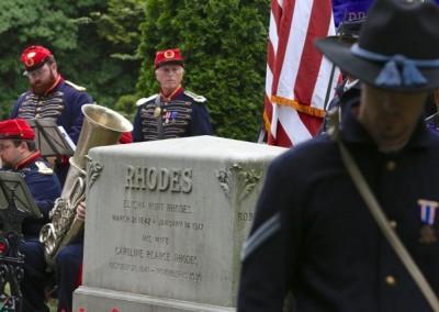 Elisha Hunt Rhodes Memorial - 004