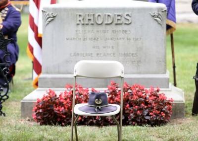 Elisha Hunt Rhodes Memorial - 031