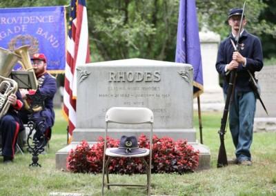Elisha Hunt Rhodes Memorial - 032