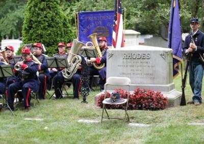Elisha Hunt Rhodes Memorial - 034