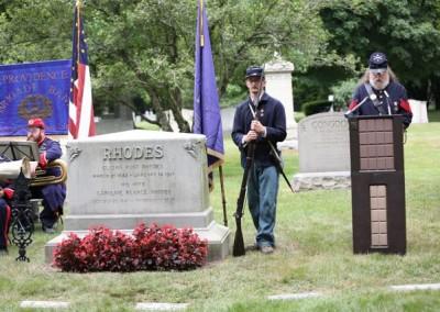 Elisha Hunt Rhodes Memorial - 039