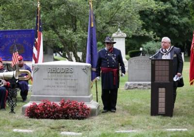 Elisha Hunt Rhodes Memorial - 054