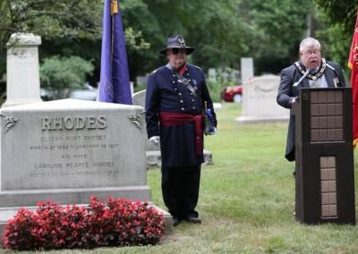 Elisha Hunt Rhodes Memorial - 057