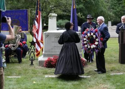 Elisha Hunt Rhodes Memorial - 063