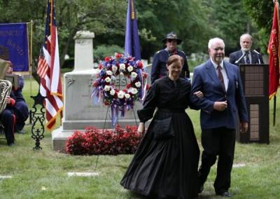 Elisha Hunt Rhodes Memorial - 065