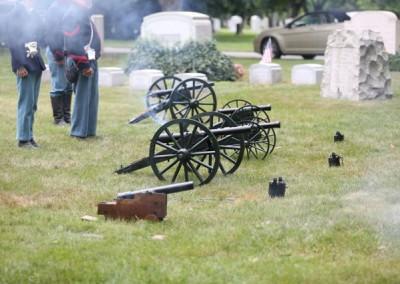 Elisha Hunt Rhodes Memorial - 079