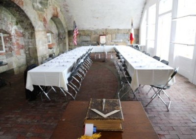 Rev War Table Lodge - 004