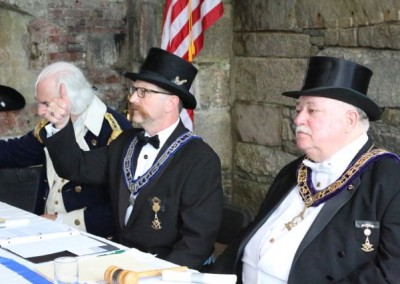 Rev War Table Lodge - 092