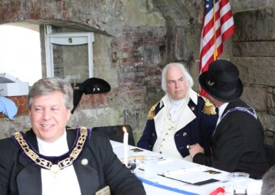 Rev War Table Lodge - 125