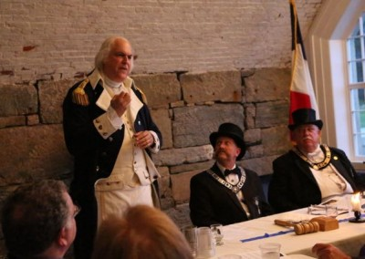 Rev War Table Lodge - 162